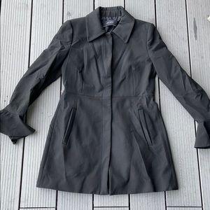 Black Zara jacket with flared sleeves. Size M